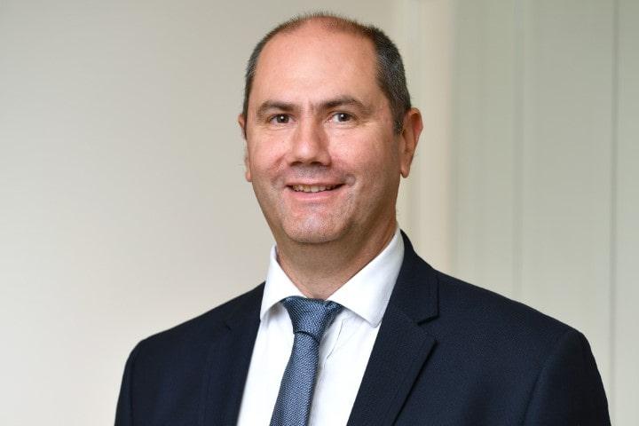 Arnaud Poitou Directeur de l'Ecole Centralede Nantes
